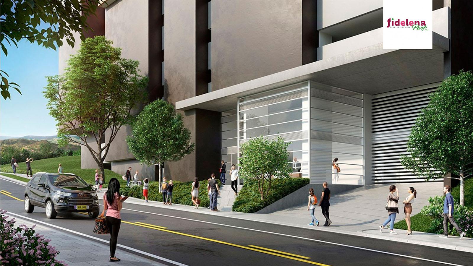 FIDELENA PARK | Apartamentos
