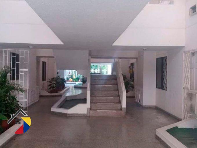 escalera apartamento cartagena