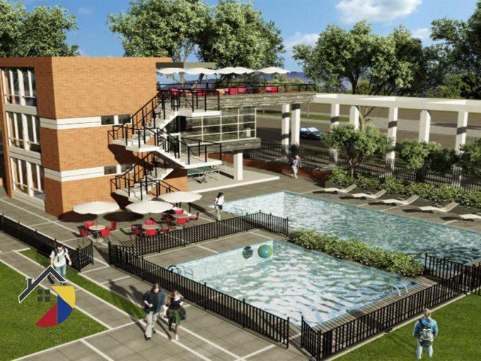 piscina apartamento urb san miguel cali