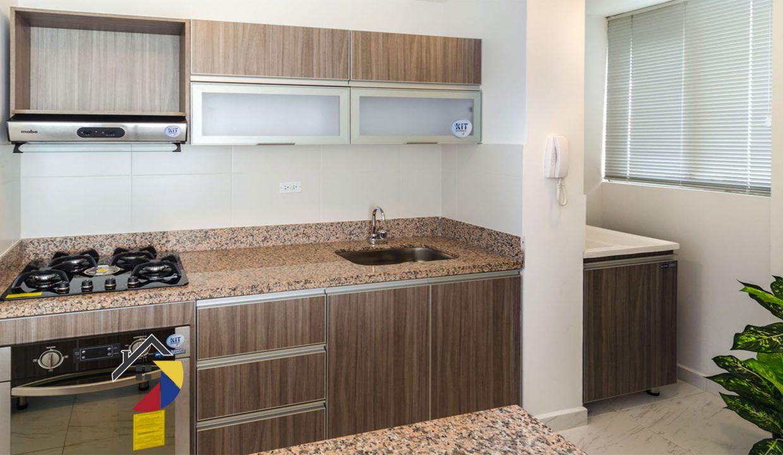 cocina-labahia-apartamento-barranquilla