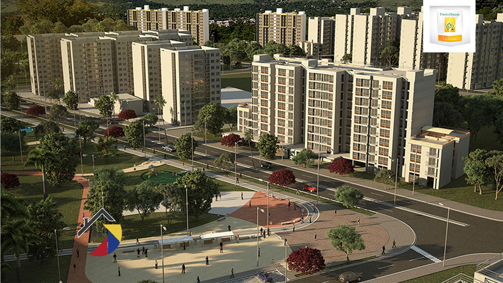 PUERTA DORADA LA BAHÍA | Apartamentos