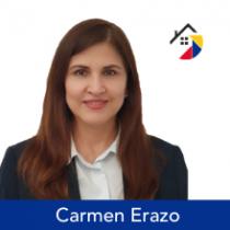 Carmen Erazo Asesor Comercial Gestiglovar Inmobiliaria