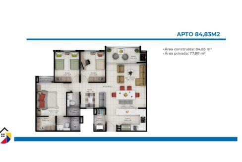 MASARI _ Cali _ Valle_de_Lili _ Apartamentos_planos_Gestiglovar_Inmobiliaria