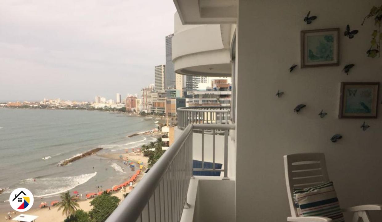 Balcón Vista al Mar