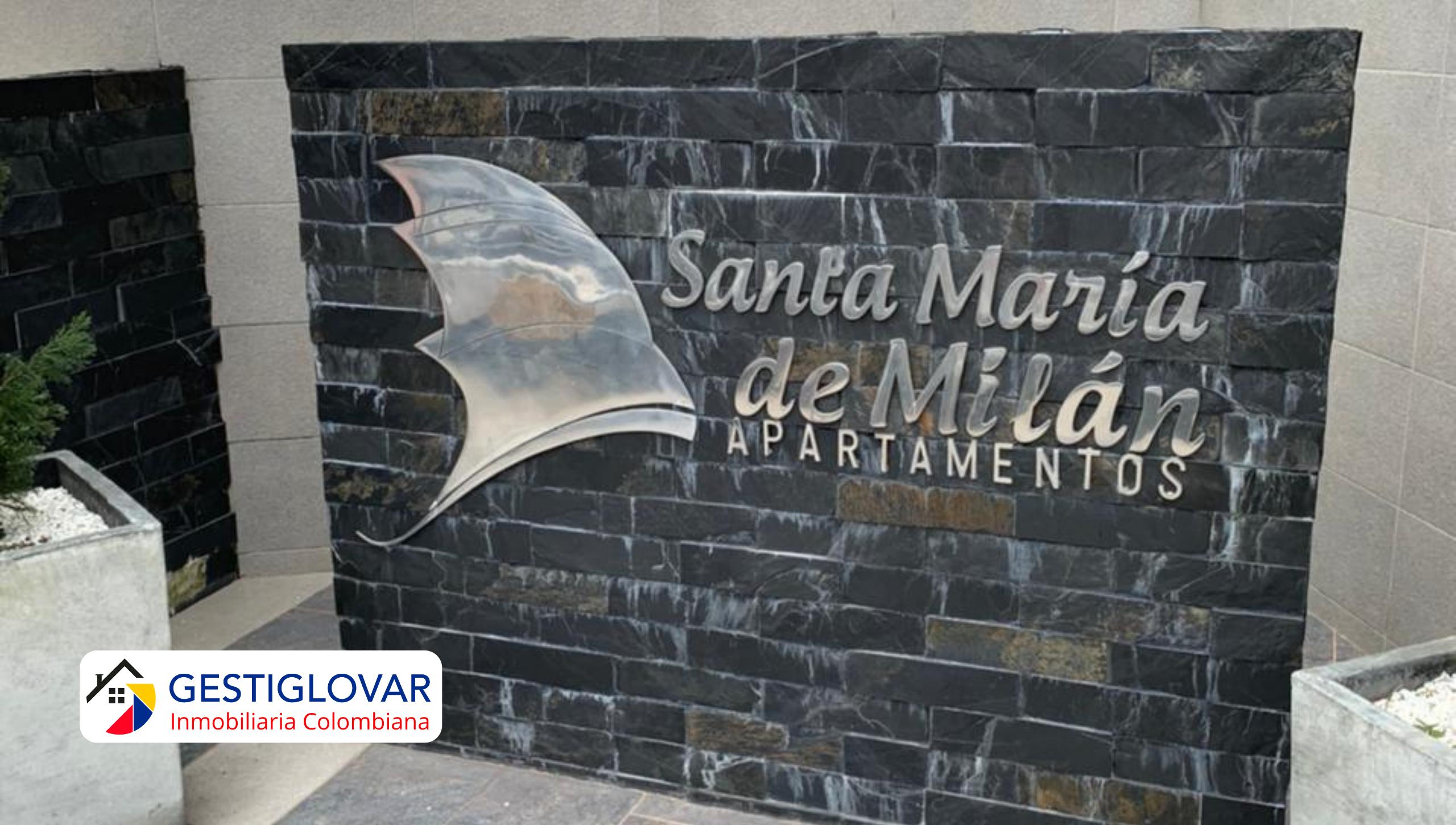 SANTA MARÍA DE MILÁN EN DOSQUEBRADAS   Apartamento